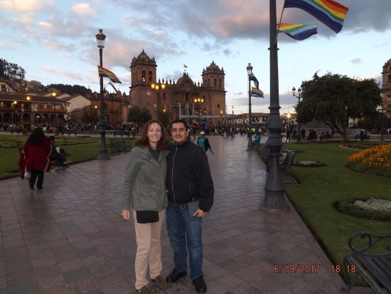 Riverview, FL: Plaza de Armas in Cusco