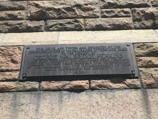 Bear Mountain, นิวยอร์ก: Perkins Memorial Tower
