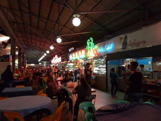 Top Spot Food Court : Top Spot Kuching