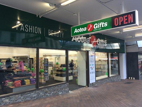 Aotea Gifts Dunedin