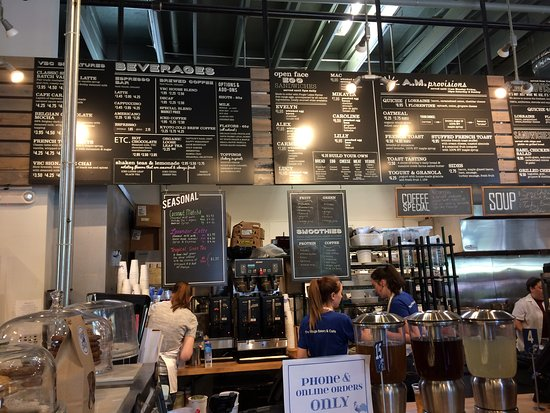 Pittsford, Νέα Υόρκη: Village Bakery and Cafe
