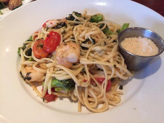 La Quinta, CA: Shrimp Pasta