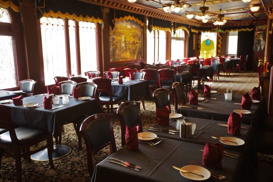 The Magic Castle: The Main Dining Room