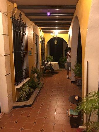 Izamal, เม็กซิโก: Hotel Casa Colonial