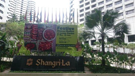 Shangri-La Hotel Kuala Lumpur-bild