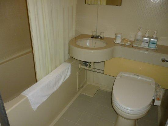 Tendo, Japan: 客室 バストイレ