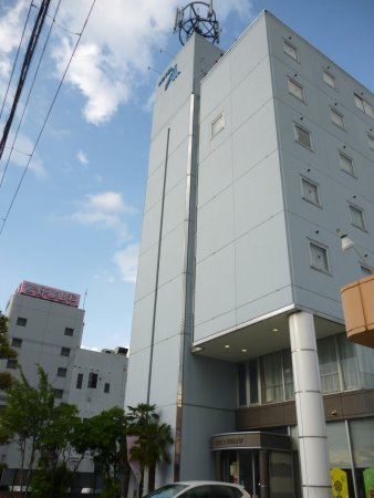 Tendo, Japan: ホテル 全景2