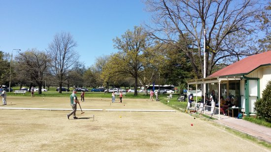 Canberra Croquet Club
