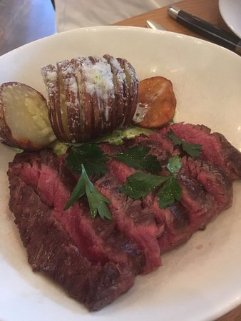 Clayton, Миссури: Steak!