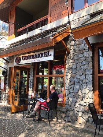 Gunbarrel Tavern & Eatery: The Entrance