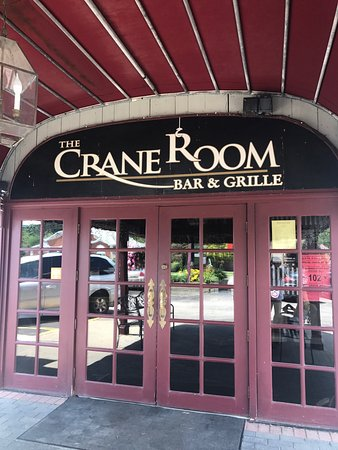New Castle, Πενσυλβάνια: The Crane Room Grille