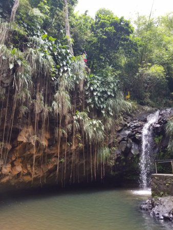 Saint George Parish, Grenada: Annadale Waterfall