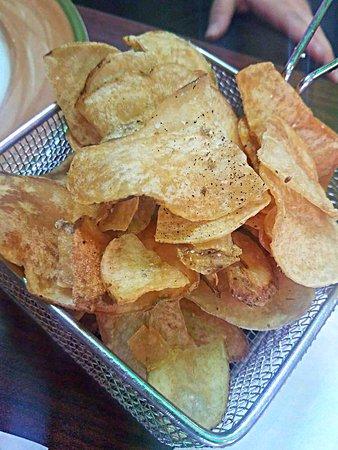 Abilene, KS: Homemade Chips