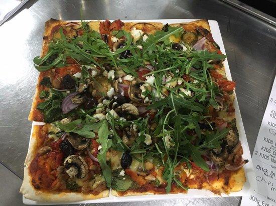 Normanville, Австралия: Vegetarian PIzza