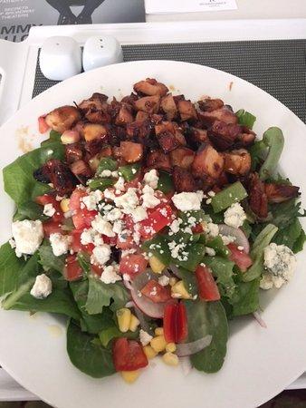 Rutherford, NJ: Cobb Salad