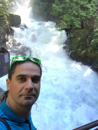 Skykomish, WA: Deception Falls