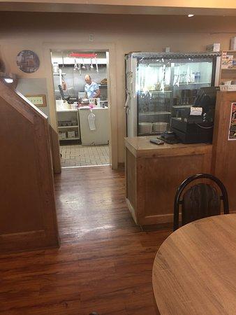 Lillooet, Канада: kitchen