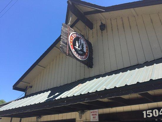 Guerneville, CA: front entrance