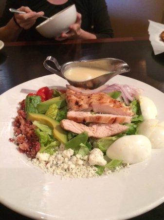 Lowell, MI: Cobb Salad