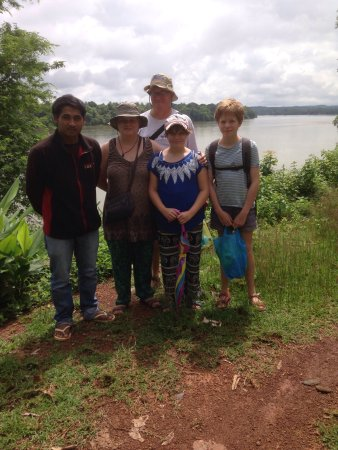 Banlung, Cambodja: Please join my trek