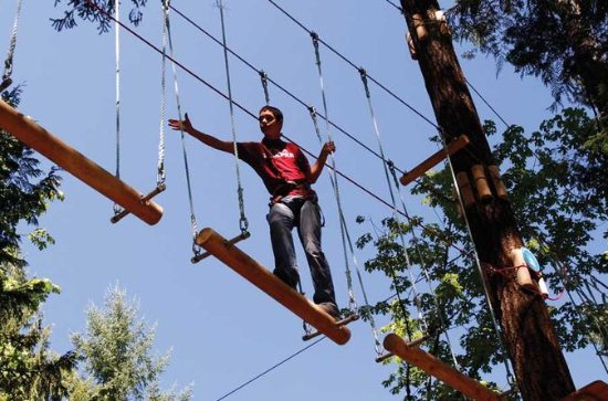 Nanaimo Classic Adventure Course
