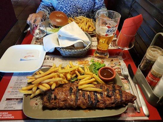 Buffalo grill bordeaux restaurantanmeldelser tripadvisor - Buffalo grill saint pierre les elbeuf ...