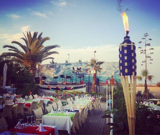 Verbena De San Juan 2017 Picture Of L Ona Restaurant Premia De Mar Tripadvisor
