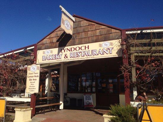 Lyndoch, أستراليا: Front