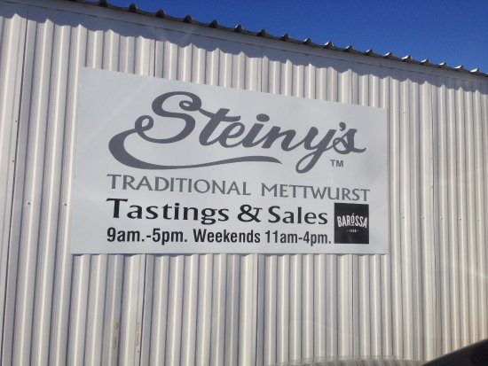 Steiny's Traditional Mettwurst