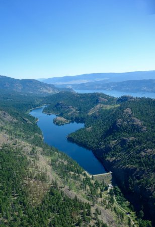 West Kelowna, Canadá: Rose Valley ...One of the Amazing Views