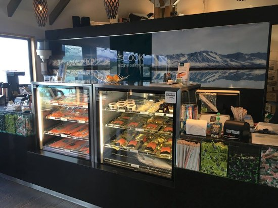 Mt. Cook Alpine Salmon Shop