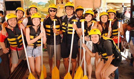 Bali Max Rafting