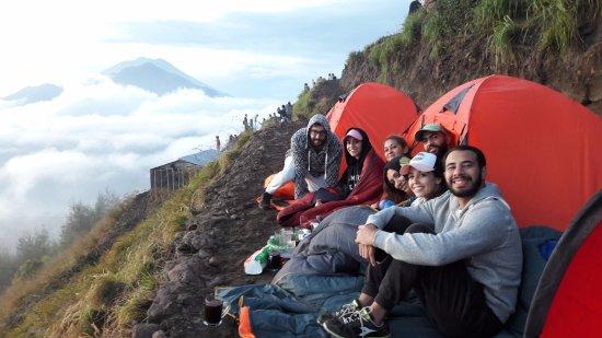 Mount Batur Camping