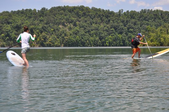 Southern Water Trails: Build your paddling skills, core strength, balance and coordination with personal SUP instructio