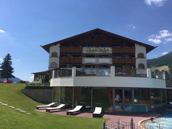 Granvara Relais & Spa Hotel: Excellent séjour.  Collaborateurs attentionnés, au top et hautement professionnel. La cuisine es