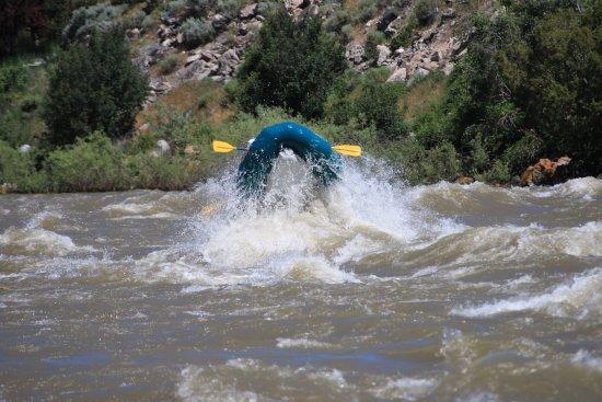 Gardiner, MT: rapids winning