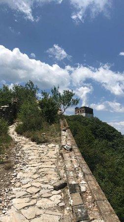 The Great Wall Of Jiankou The Great Wall Alternative
