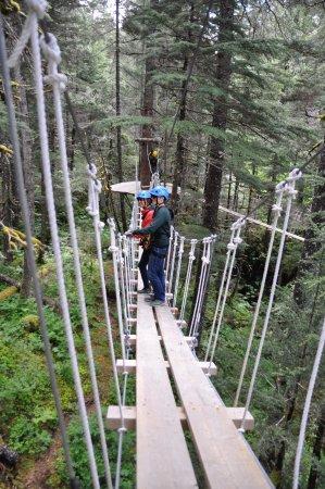 Сьюард, Аляска: bridge