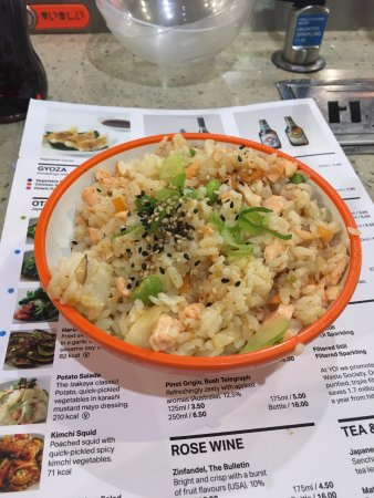 Yo! Sushi: Fried Rice