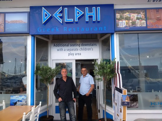 Delphi Restaurant in Ramsgate Picture of Delphi Greek Restaurant