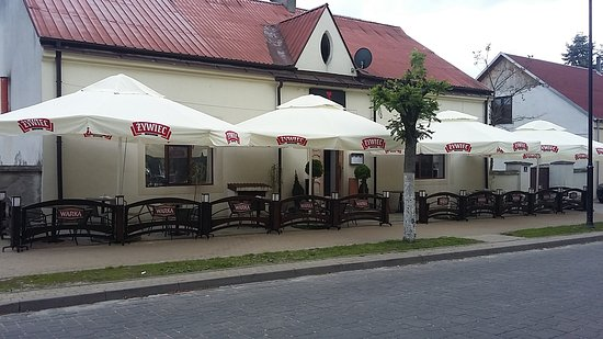 Janow Lubelski, Polonia: Cela Cafe & Restaurant
