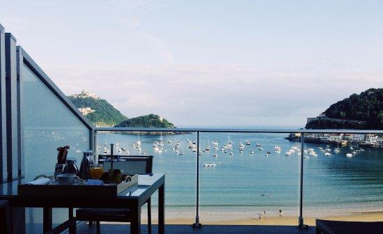 Desayuno En La Terraza Fotografía De Hotel De Londres Y De