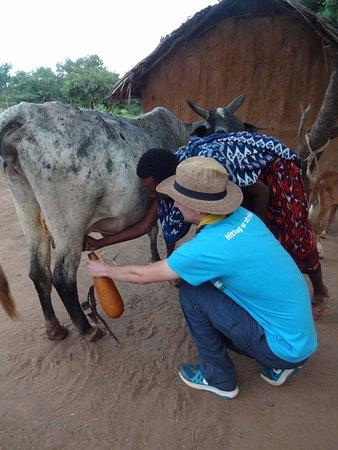 Morogoro, Tanzania: acquiring new skills :)
