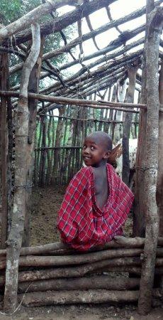 Morogoro, Tanzania: at the Maasai village