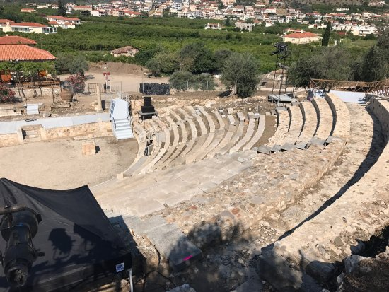 ‪Ancient Epidaurus Little Theatre‬