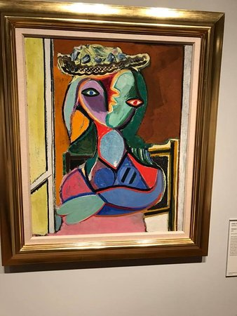 Yale University Art Gallery : Picasso