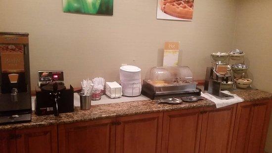Florissant, MO: breakfast