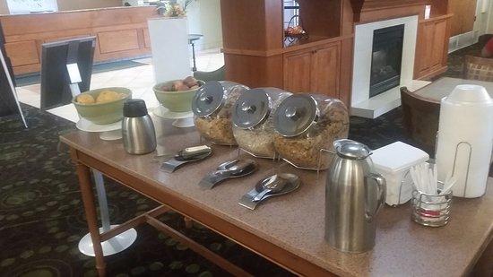 Florissant, Миссури: more breakfast