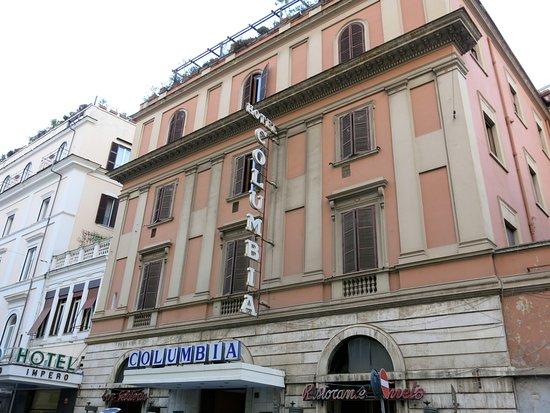Tripadvisor Hotel Columbia Rome