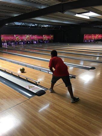 anniversaire bowling jaux